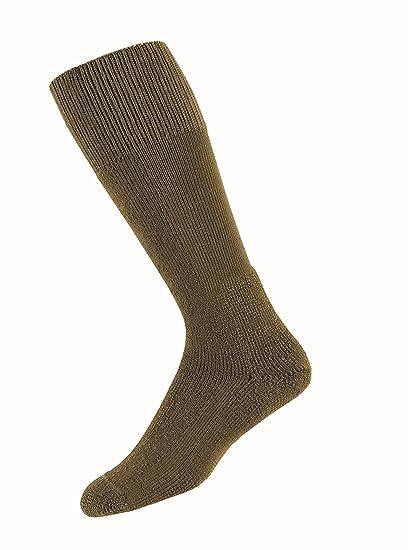 Thorlo Men s Combat Boot Overcalf Socks  Amazon.in  Clothing   Accessories 12c37dfe32f