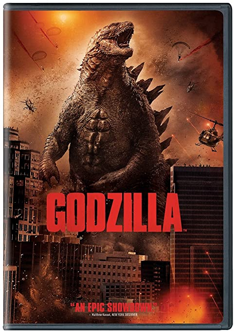 Godzilla Action & Adventure (Movies & TV Shows) at amazon