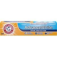 ARM & HAMMER Advance White Extra Stain Protection Toothpaste, 120-ml