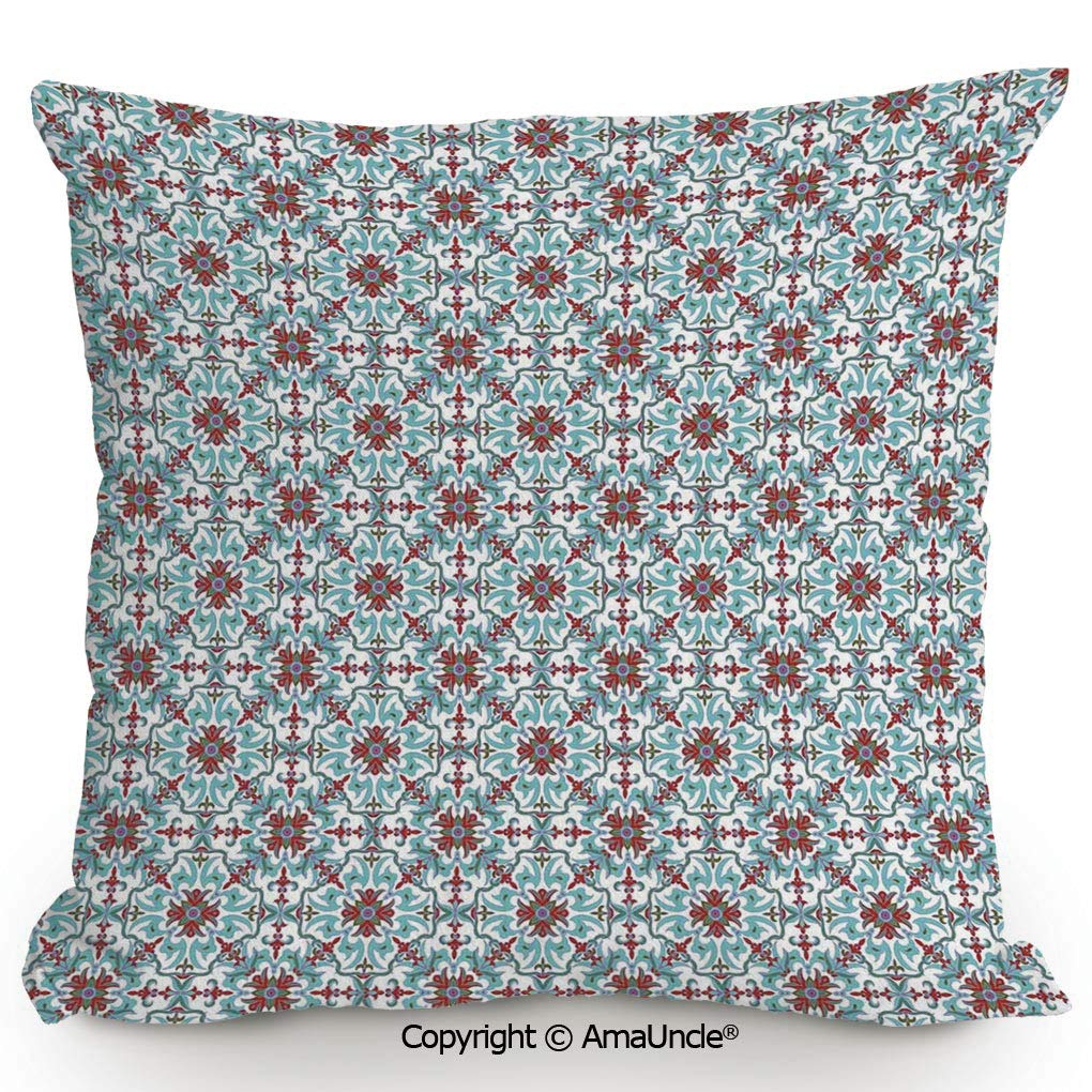 Amazon.com: SCOXIXI Personality Customization Pillow Ethnic ...