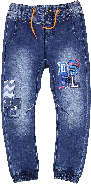 Desigual Boys/' Denim Pants Indigo Sizes 4-14