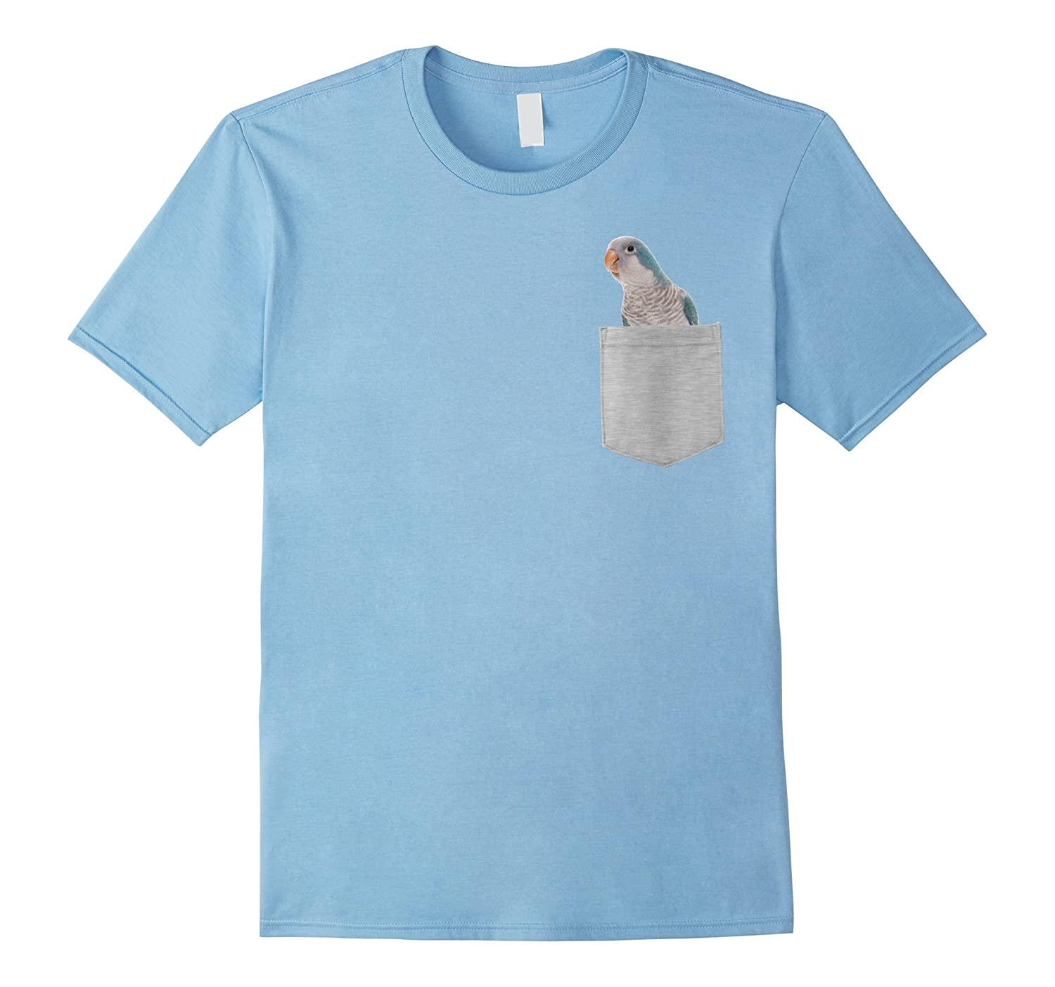 Animal in Your Pocket Funny Young blue quaker, Myiopsitta mo-FL