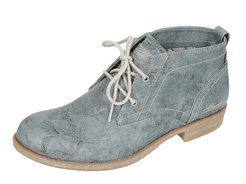 Mustang 1157-554 Zapatillas de Lona Mujer 38 EU Azul
