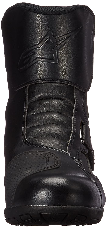 Black, EU Size 43 Alpinestars Ridge Waterproof Mens Street Motorcycle Boots