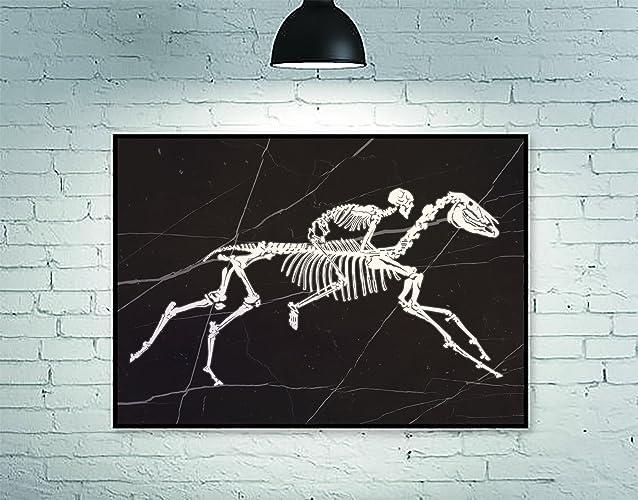 Amazon.com: Horse Prints Wall Art - Horse Poster Print - Horse ...