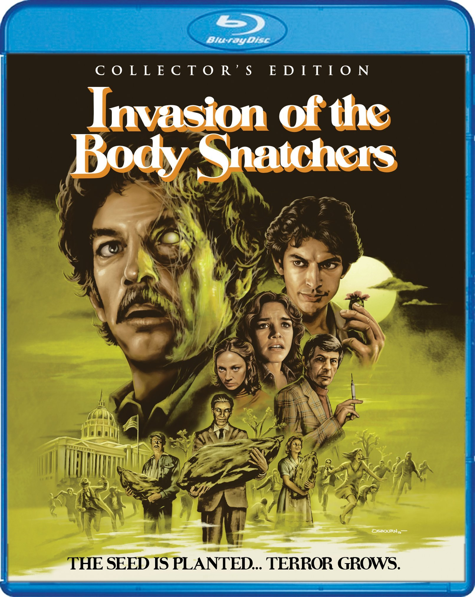 Blu-ray : Invasion of the Body Snatchers (Collector's Edition) (Collector's Edition, Widescreen)