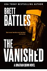 The Vanished: (A Jonathan Quinn Novel Book 15) Kindle Edition