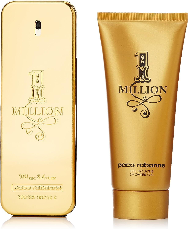 Paco Rabanne 1 Million Lote 2 Pz: Amazon.es: Belleza