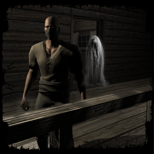 Bandit Trapped at Haunted -