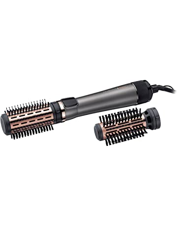 Remington AS8810 Keratin Protect - Moldeador de pelo giratorio (1000 W para un secado potente