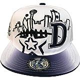 5d5af62d Amazon.com : Dallas Cowboys Star Wars Bounty Hunter Snapback Cap ...