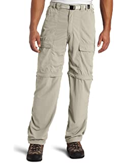 bb80e04bcbc42 White Sierra Women s Sierra Point 29-Inch Inseam Convertible Pant ...