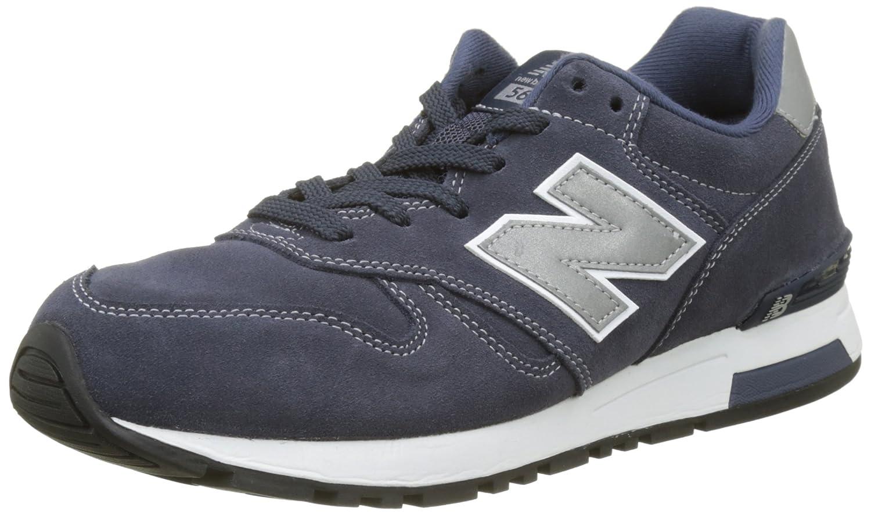 New Balance M565 Classic, Zapatillas de Running para Hombre 45 EU|Azul (Navy)