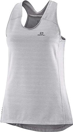 SALOMON XA Tank - Camiseta De Tirantes Mujer: Amazon.es: Deportes y aire libre