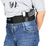 Belly Band Gun Holster for Concealed Carry - Breathable Neoprene Pistol Holster for Men and Women - Fits Glock, Ruger LCP, Ta