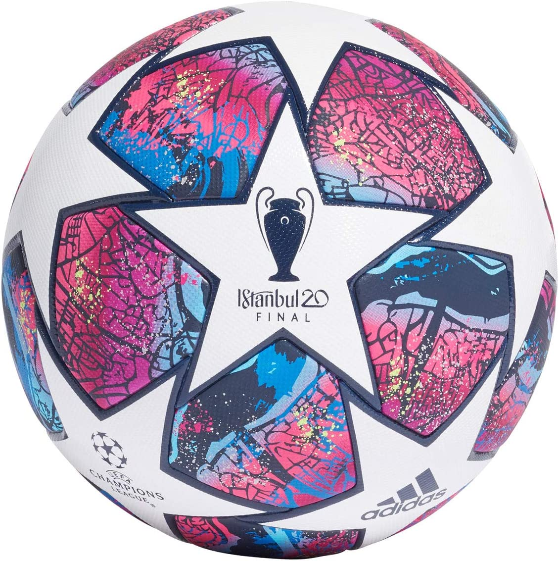 adidas Men's FIN IST PRO Soccer Ball -