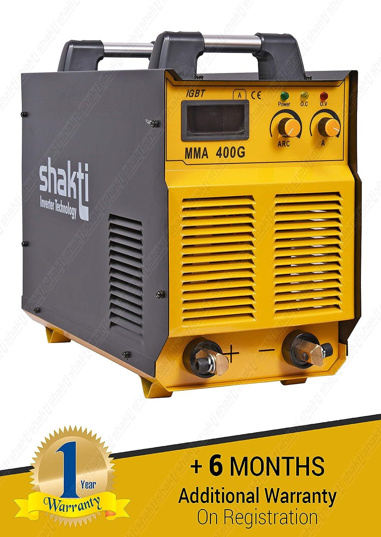 BMB Metal Inverter Welding Machine 400A (3-Phase)
