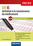Initiation à la connaissance du médicament UE 6 - Optimisé Paris V