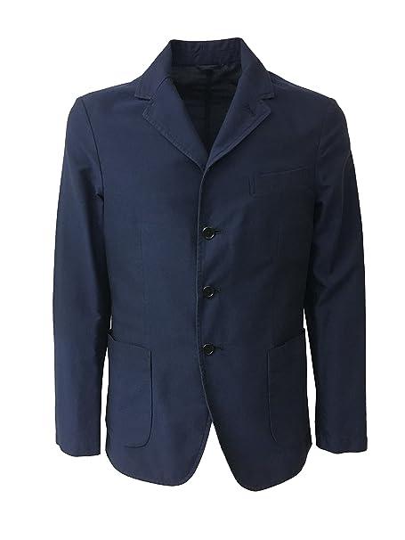 ASPESI giacca uomo sfoderata modello WIM tessuto armaturato