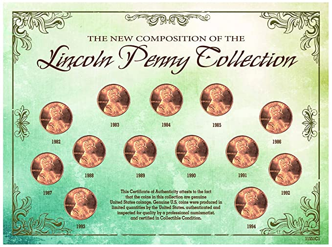 American Coin Treasures The New Composition of The Lincoln Penny Collection