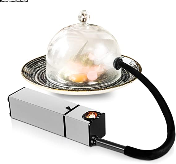 Chefhut Portable Smoke Infuser Handheld Cold Smoking Gun Indoor Mini Food Smoker for Meat