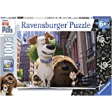 Ravensburger The Secret Life of Pets XXL 100pc Jigsaw Puzzle