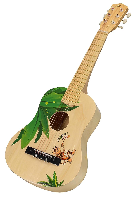 Beluga Spielwaren 67006 - Giraffenaffen Gitarre groß , Lern und Experimentierspielzeug Beluga Spielwaren GmbH