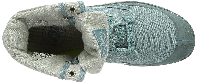 Palladium Pallabrouse Baggy, Botas para Mujer, Soke Blue/Vapor 469, 37 EU: Amazon.es: Zapatos y complementos