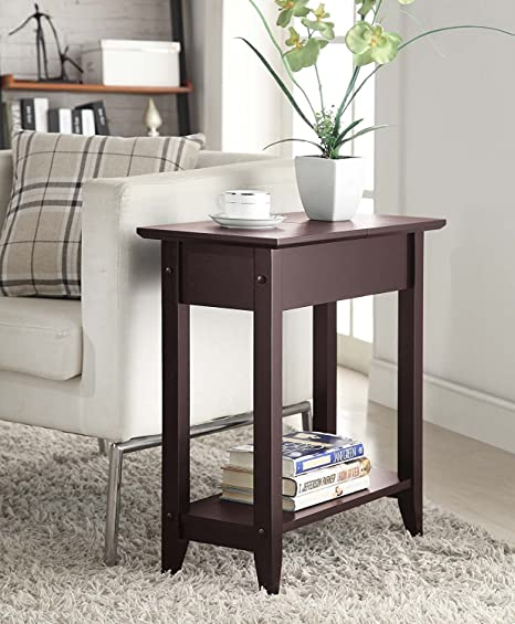 Amazoncom Indoor Study Computer Desk Bedroom Modern Style Table