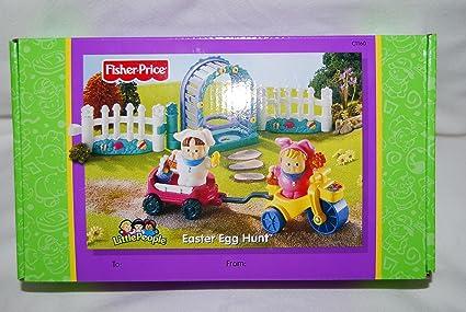 Helpful 5 liggle bunnies swinging under arbor
