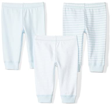 Amazon.com  Moon and Back Baby Set of 3 Organic Cotton Pants  Clothing d49571be6
