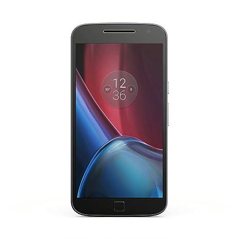 Motorola Moto G4 Plus 4G 16GB Dual SIM Black SIM