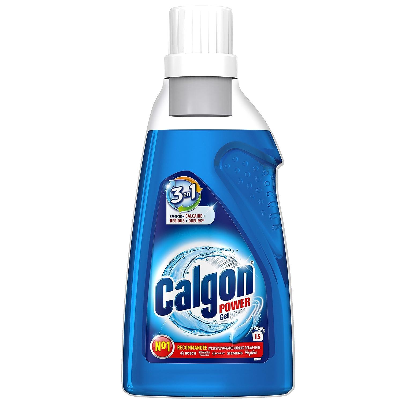 Calgon 2en 1gel de descalcificador de agua 750ml–pack de 2