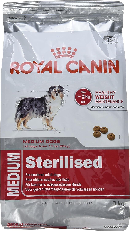 Royal Canin C-08437 S.N. Medium Sterilised - 3 Kg