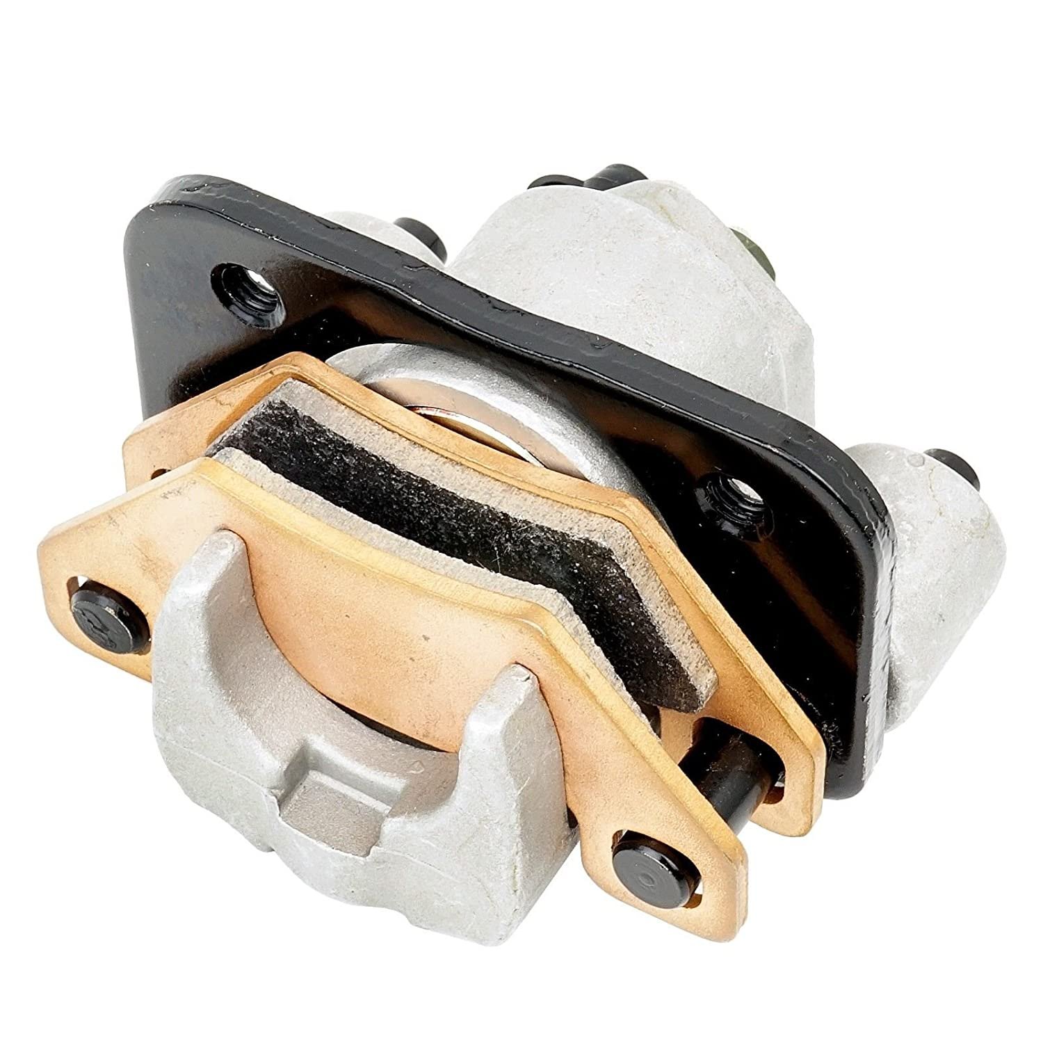 CALTRIC FRONT LEFT or REAR RIGHT BRAKE CALIPER w//PADS FITS Arctic Cat 500 4X4 2005-2009