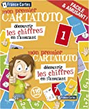 France Cartes - 410059 - Calcul Et Mathématiques - Cartatoto Chiffres Bl