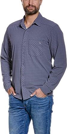Tatonka Nilo Ms LS-Shirt Camisa Hombre : Amazon.es: Deportes ...