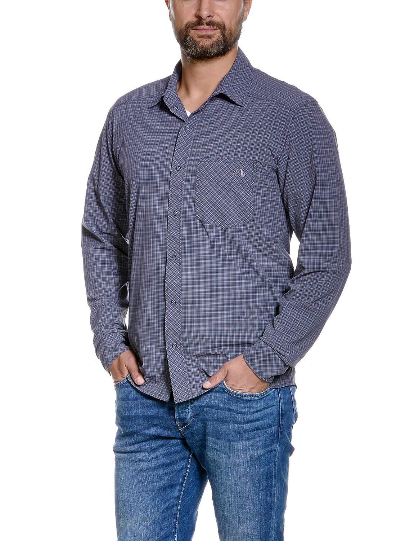 Tatonka Herren Nilo M's Ls-Shirt Hemd