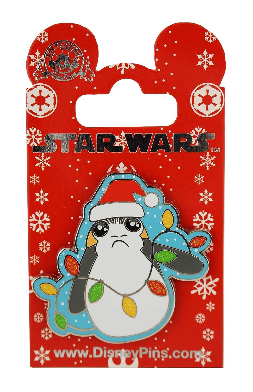 Disney Pin - Star Wars - Holiday Porg