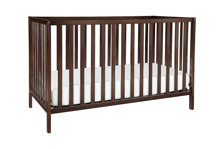 Union 2-in-1 Convertible Crib, Espresso