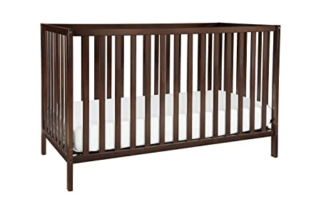 Amazon.com : Union 2-in-1 Convertible Crib, Espresso : Baby