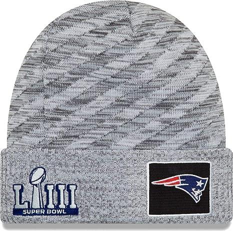 5ff803e9915 Amazon.com   New Era New England Patriots Super Bowl LIII Bound On ...