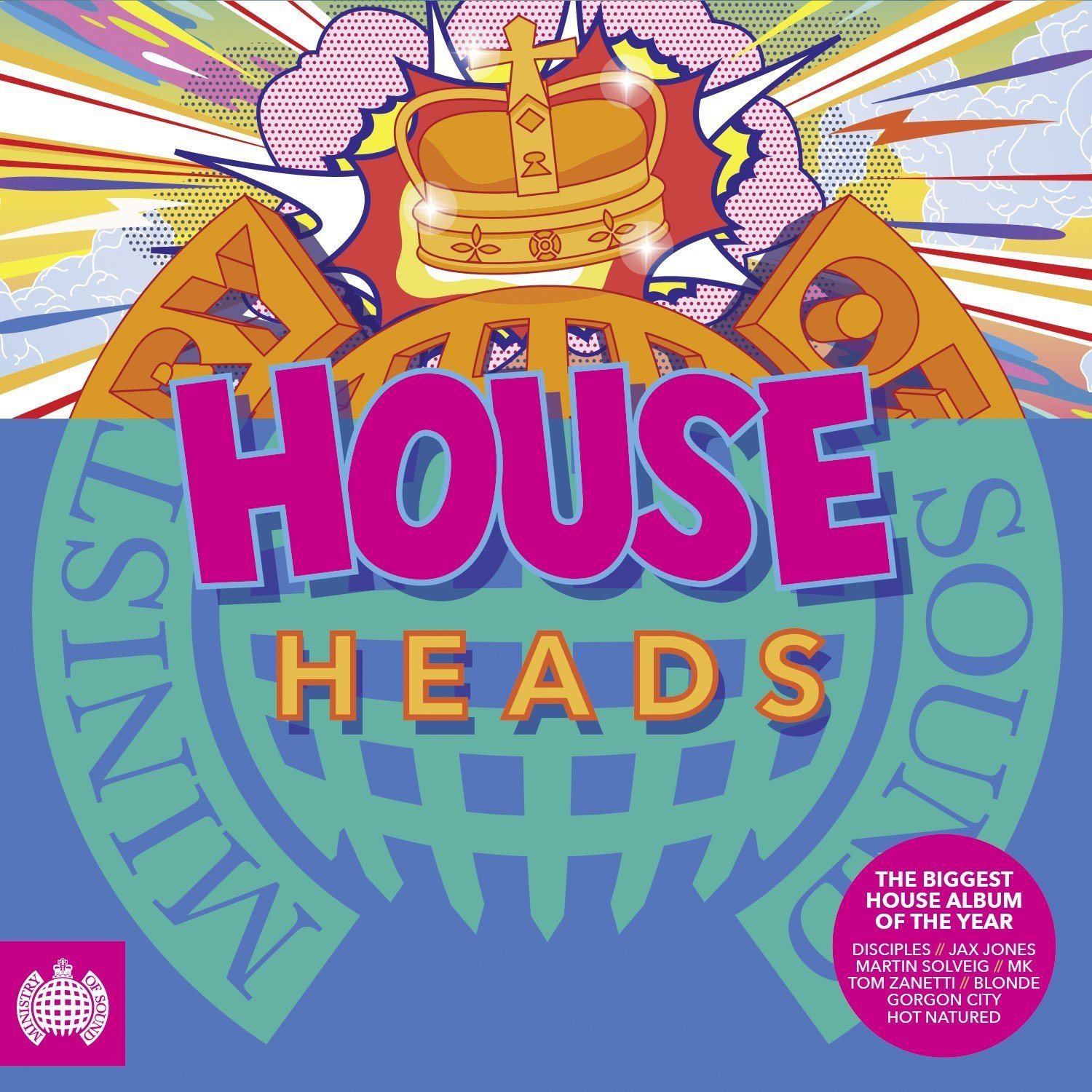 Download House Heads - Ministry Of Sound (2017), Baixar House Heads - Ministry Of Sound (2017)