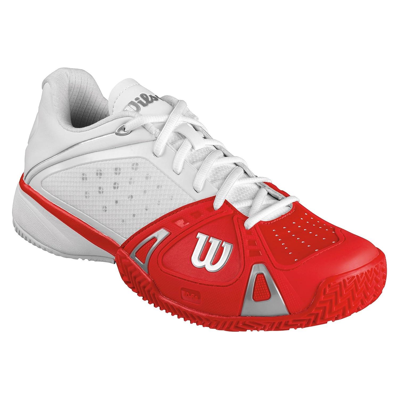 Wilson Rush Pro Clay Men rot weiß 2014