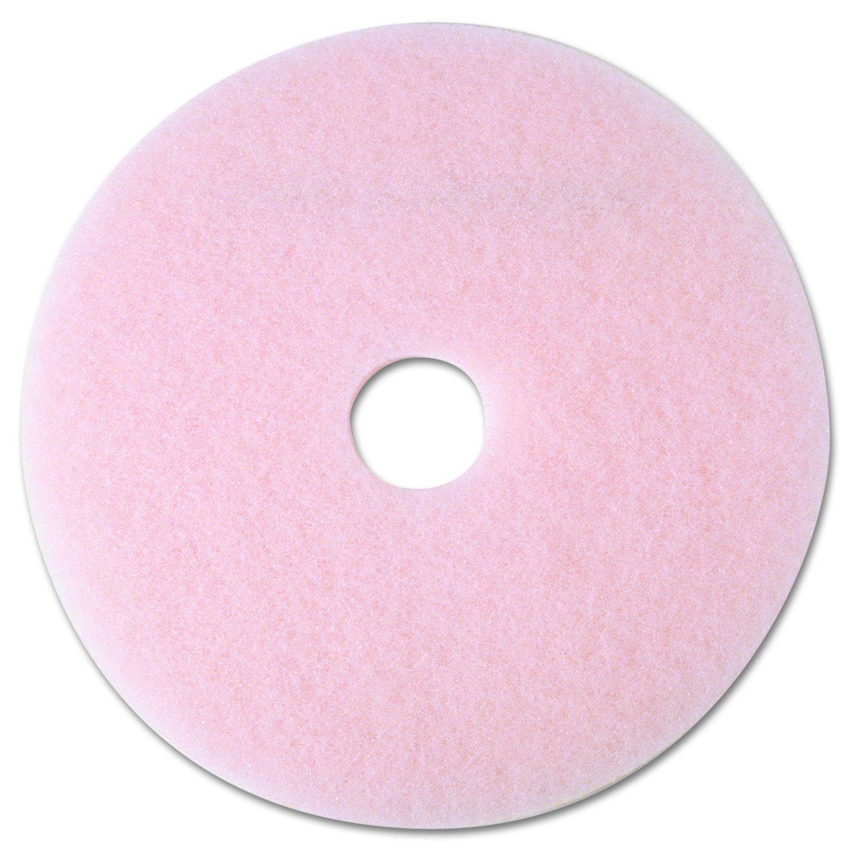 Case of 5 17 3M Eraser Burnish Pad 3600