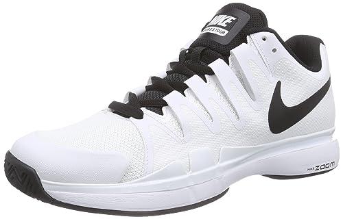 Nike Men's Zoom Vapor 9.5 Tennis Shoes, Weiß (White/Black-Black 101