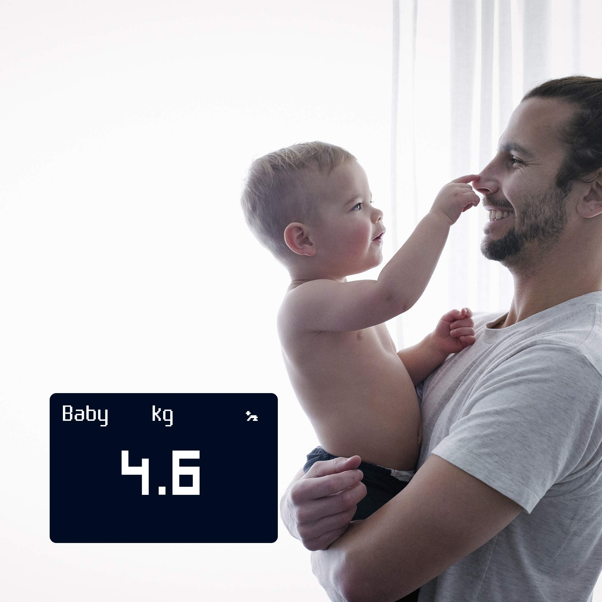 Withings | Body+ - Smart Body Composition Wi-Fi Digital Scale with smartphone app, Green by Withings (Image #4)