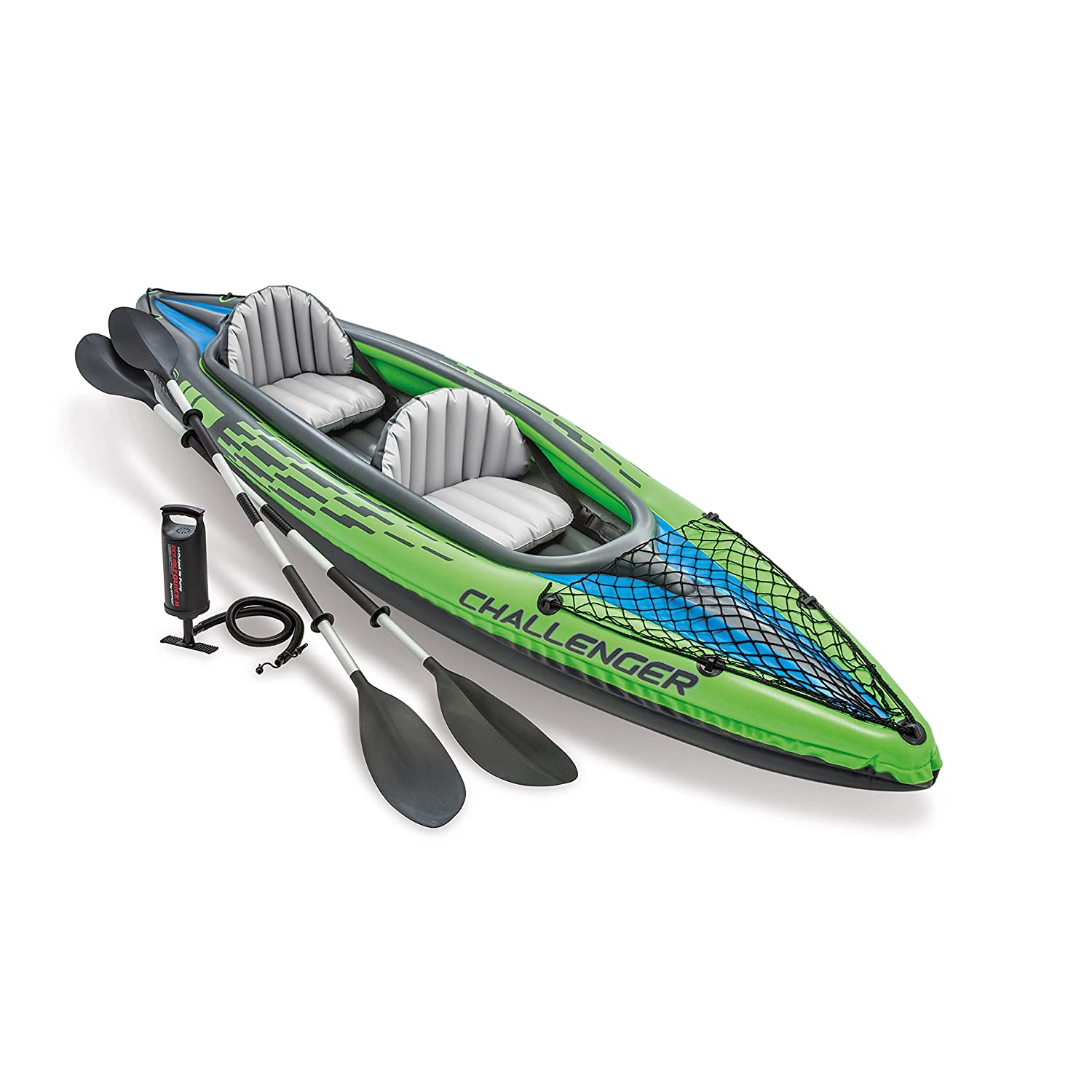 1. Intex Challenger K2 Kayak
