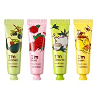 TONYMOLY I'm Hand Cream, Assorted 3, 4 Pack