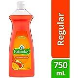 Palmolive Regular Dishwashing Liquid Cucumber Melon Tough on Grease, 750 milliliters